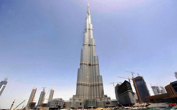 Fotos: der burj chalifa – das höchste haus der welt