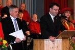 Fotos: Gemeinsamer Neujahrsempfang in Rheinfelden