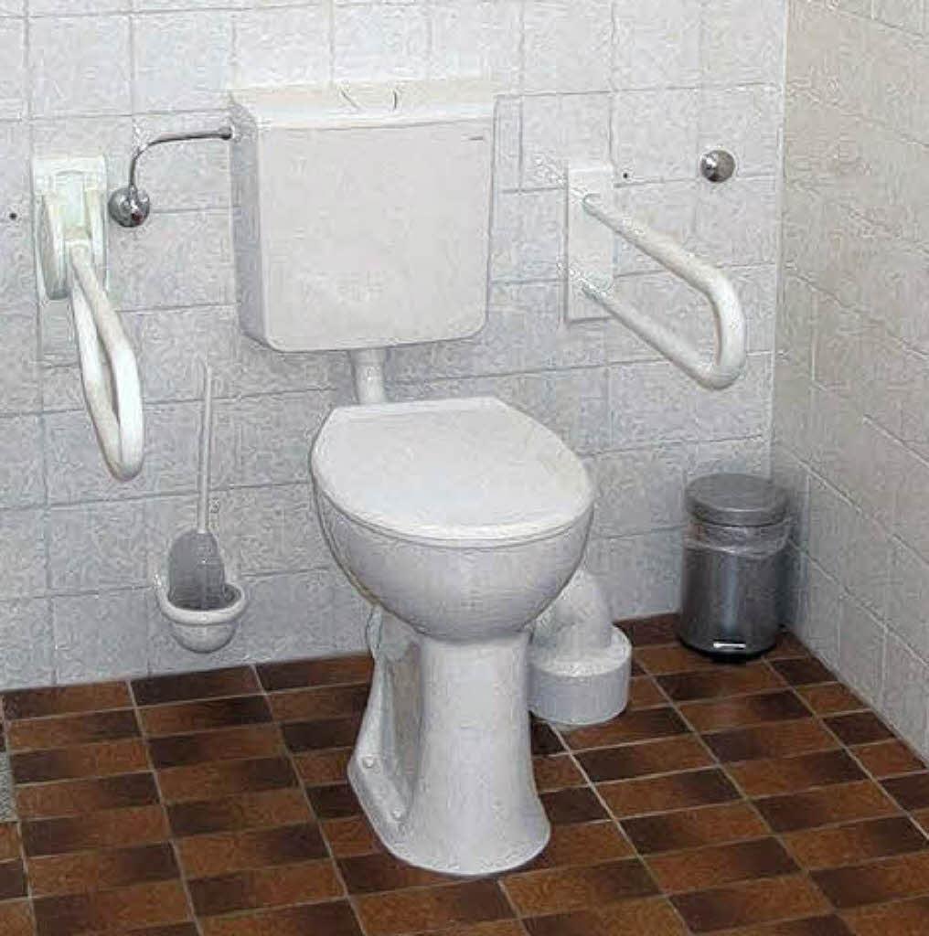 ein wc ist im pfarrheim jetzt f r behinderte wehr badische zeitung. Black Bedroom Furniture Sets. Home Design Ideas