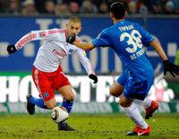 Ein Spiel in Bildern: Hamburger SV – SC Freiburg 2:0