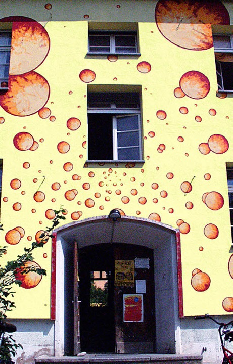 Wohninitiative Susi im Freiburger Stadtteil Vauban  | Foto: kitzler