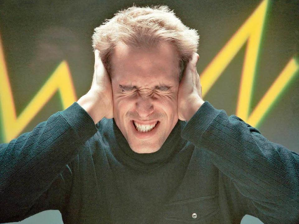 Brummtonhörer werden häufig mit Vorurteilen konfrontiert    Foto: ddp