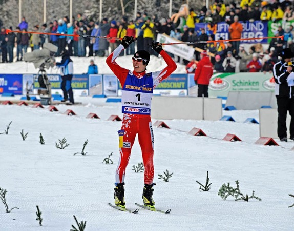 Der neue Weltmeister Junshiro Kobayashi