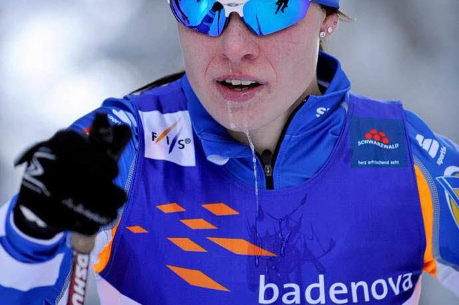 Goldmedaillengewinnerin Krista Lahteemaki (Foto: Patrick Seeger)