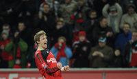Aktuell: Leverkusen gegen SC Freiburg 3:1