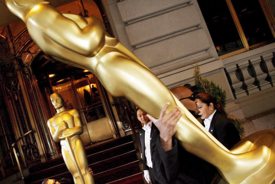 Die Vorbereitungen laufen für die Oscar-Verleihung am 7. März (Foto: dpa)