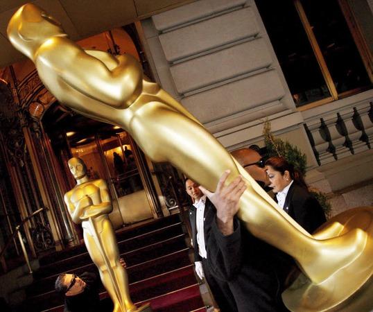 Die Vorbereitungen laufen für die Oscar-Verleihung am 7. März