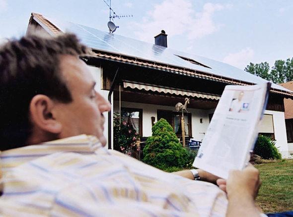 Haus garten im schlaf geld verdienen badische for Modernes haus technik
