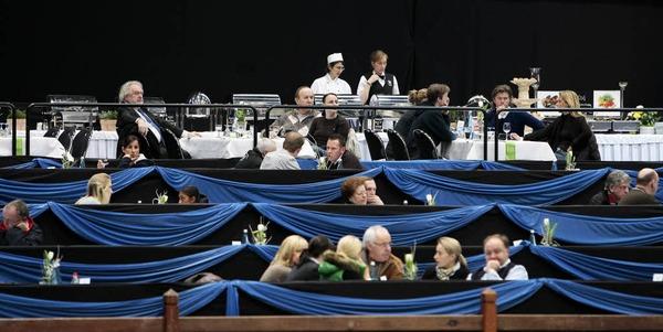 Impressionen von den Baden Classics in Offenburg.