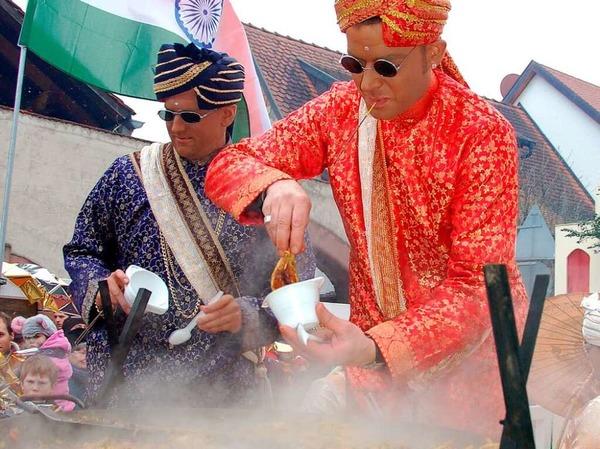 Heiße Leckereien aus Bollywood