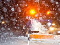 Schneefall führt zu Unfällen und Behinderungen