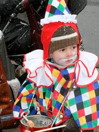 Die schönsten Bilder vom Kinderumzug