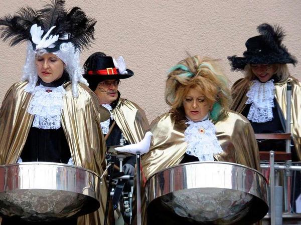 Impressionen von der n�rrischen Olympiade 2010 in beiden Laufenburg.