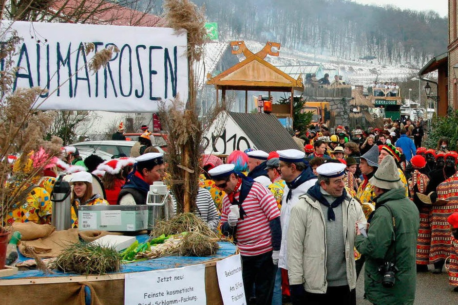 Impressionen aus Oberrotweil (Foto: Herbert Trogus)