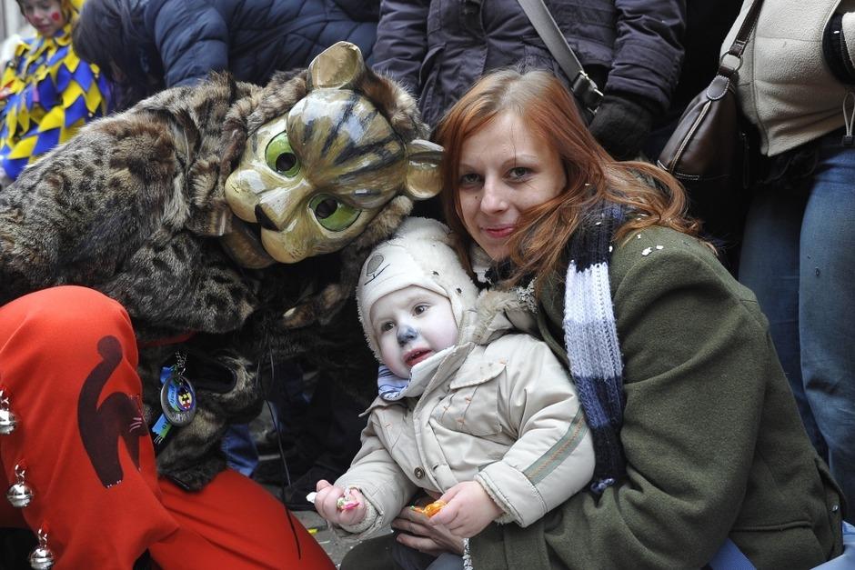 Miau-Zunft mit Publikum (Foto: Thomas Kunz)