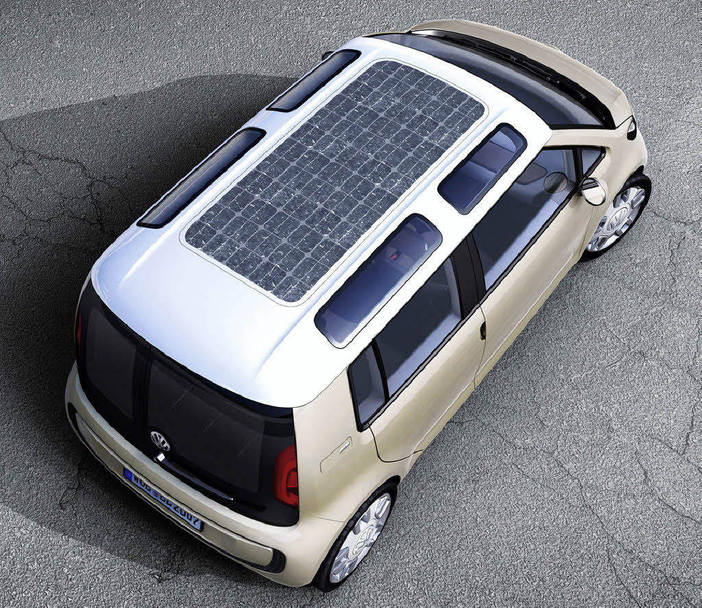 Solarzellen auto
