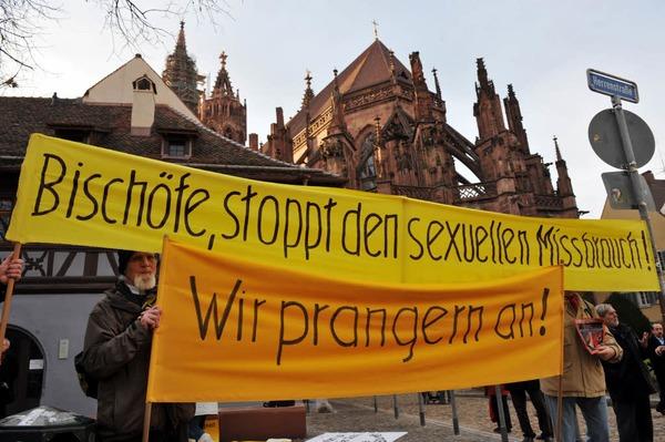 Wir sind Kirche demonstracije