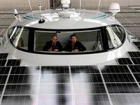 """Fotos: """"Planet Solar"""" – Das gr��te Solar-Schiff der Welt"""