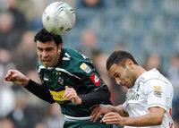 SC Freiburg erschleicht Punkt in Mönchengladbach