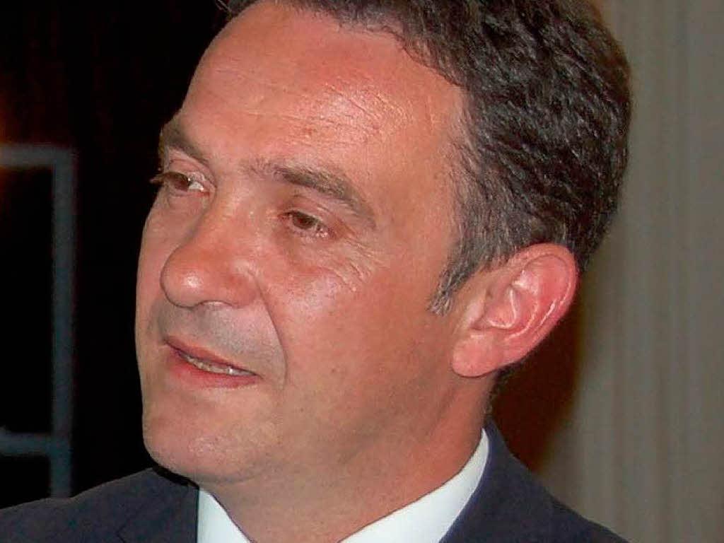 <b>Marcel Schwehr</b> stellt sich am Freitagabend dem Votum der CDU-Mitglieder aus <b>...</b> - 27866974