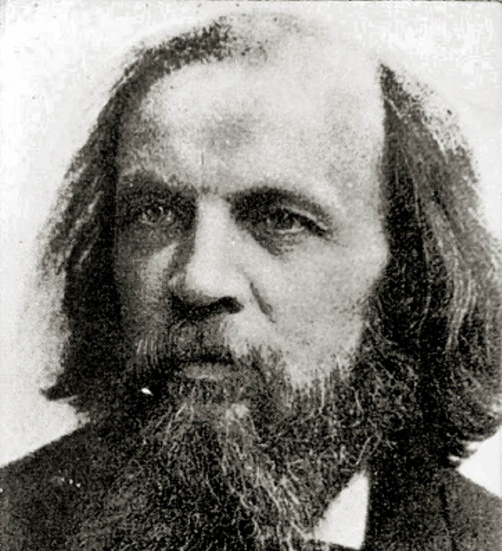 dmitri ivanovich mendeleev essay Dmitri ivanovich mendeleev dmitry ivanovich mendeleev dmitri mendeleyev full name dmitri ivanovich mendeleyev cite this page in these groups famous people in science and medicine famous people born in 1834 famous scientists famous university of st petersburg alumni.