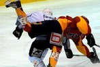 Fotos: Wlfe und Wild Wings beim Eishockey-Derby