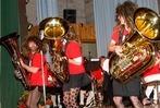 Fotos: Konzert der Trachtenkapelle H�usern