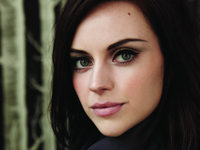 Amy Macdonald ber ihr zweites Album &quot;A Curious Thing&quot;