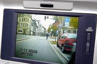 Die Freiburger Polizei mottet ihr Video-Fahrrad ein