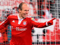 """Arjen Robben: """"Ich bin ein intuitiver Spieler"""""""