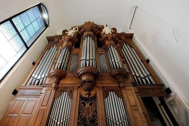 Welte-Orgel: Eine klingende Attraktion