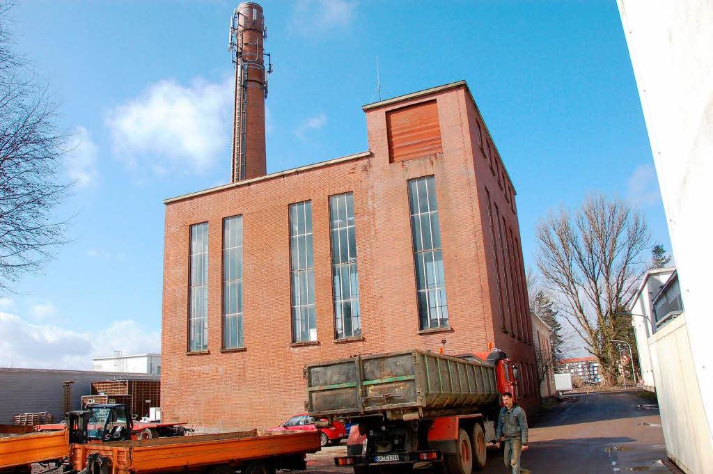 Architekt Emmendingen ramie lofts im kesselhaus emmendingen badische zeitung