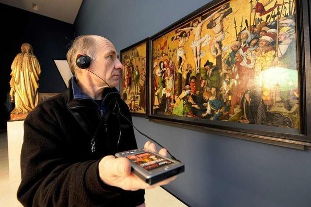 Allein durchs Museum – mit dem Audioguide