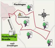 Fünfschilling-Straußi in Fischingen: Für die Kinder ein großer Spielplatz