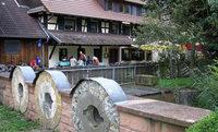 In der Schutterzeller Mühle in Neuried heißt es jetzt: Mahlzeit