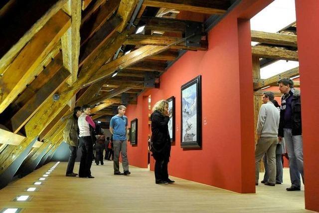 Fotos: Freiburger nehmen neues Augustinermuseum in Besitz