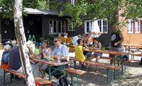 Berggasthaus Hasenhorn: Mit dem Sessellift vor die Haustür