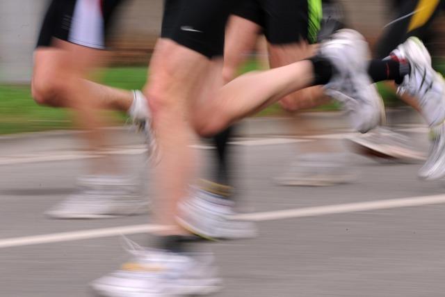 Video vom Freiburg-Marathon: Spaß am Laufen