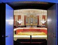 Der Musiksaal wird umfassend modernisiert