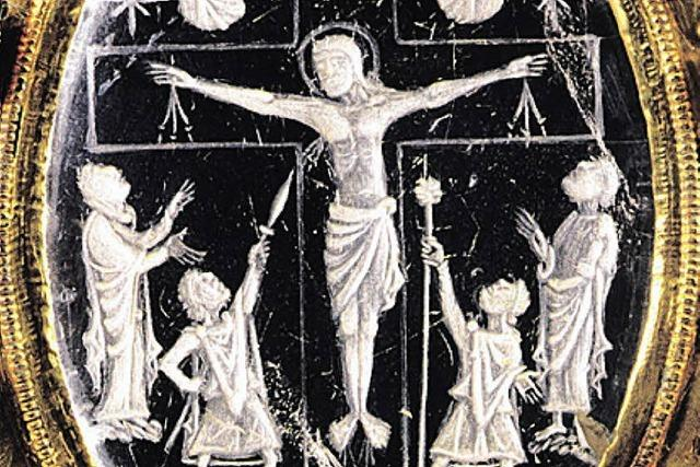 Augustinermuseum: Das Kreuz zu Ostern