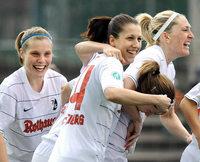 Fußballfrauen schlagen TeBe