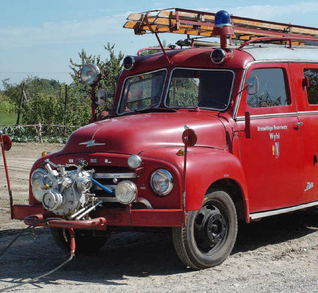 Ein Verein f?r den Opel Blitz