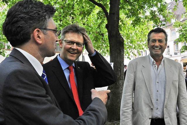 CDU sichert Salomon den Posten