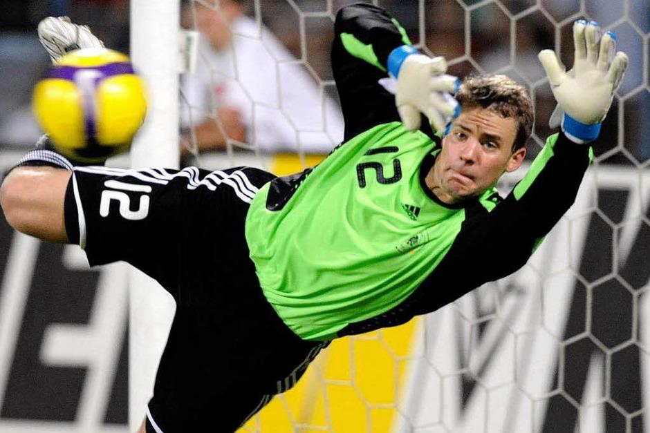 Manuel Neuer, Torwart von Schalke 04 (Foto: dpa)