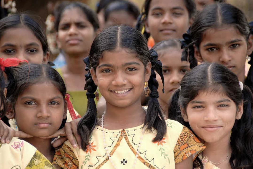 Indienhilfe Wasser ist Leben    Foto: Rudolf Sauerbier