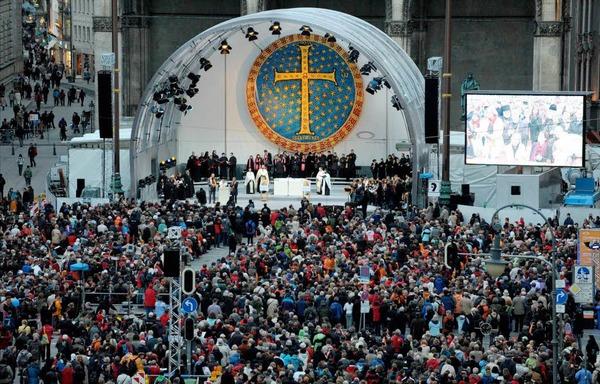 2. Ökumenischer Kirchentag in München