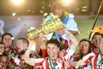 Fotos: Bayern M�nchen gewinnt den DFB-Pokal