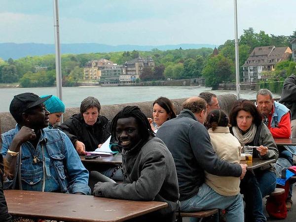 Impressionen vom Festival der Kulturen in Rheinfelden / Schweiz.
