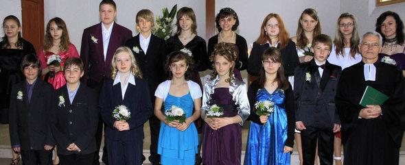 L ffingen ein ja zum christentum badische - Kleidung konfirmation ...