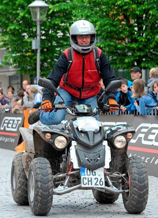Die Mountainbike Challenge in Offenburg